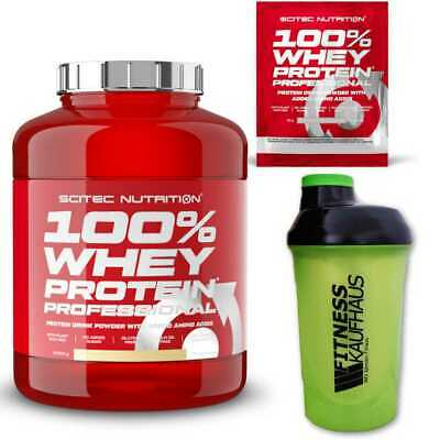 (18,26 EUR/kg) Scitec Nutrition 100% Whey Protein Professional 2350g Eiweiss