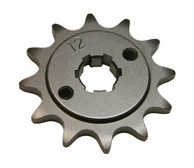 12 Tooth Front Steel Sprocket 12T 1988-2006 Yamaha Blaster 200 YFS200 520 Pitch