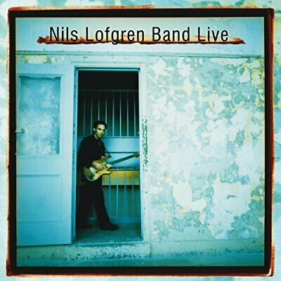 Nils Lofgren - Nils Lofgren Band Live (NEW CD)