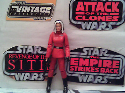Star Wars Comic Pack YSANNE ISARD Loose Complete Excellent Condition