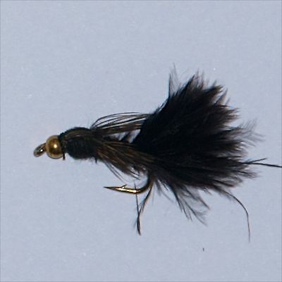 Gold Head Trout Flies, Classic Stillwater Short Shank Damsel Nymphs
