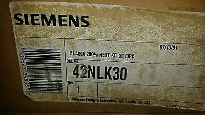 Siemens 42Nlk30 - 30 Circuit 200Pct Neutral Lug Kit For P1 Push Button