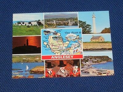 Anglesey - Multi-Frame - Old Picture Postcard