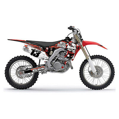 FX Dekor METAL MULISHACRF 250/450 09-13 Motocross MX DH Enduro Quad Supermoto