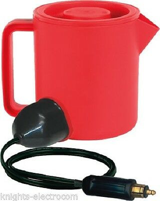 24V 400W 1.5L BIG RED TRUCK / LORRY KETTLE water heater