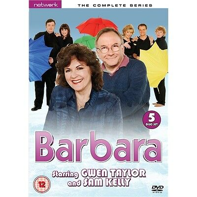 Barbara: The Complete Series Collection - NEW & SEALED DVD (5 Disks)