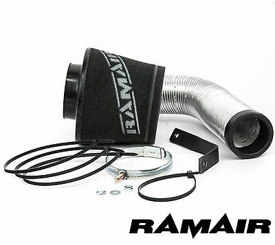 Vauxhall Corsa C 1.2i 2001 RAMAIR Induction Intake Cone Air Filter Kit Foam