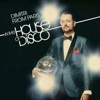 Dimitri From Paris In The House Of Disco - Various (NEW CD)