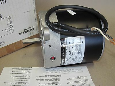 AO Smith Heated Pool Spa & Oil Burner Motor 4MA16 / 325P523 115V 3450 RPM 1/7 HP
