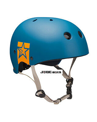Casque Sports Nautiques Slam Wake Helmet Blue Jobe - Taille L - wakeboard - skis