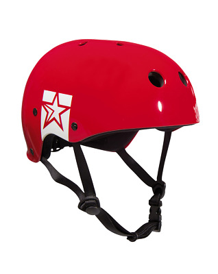 Casque Sports Nautiques Slam Wake Helmet Red - Jobe - wakeboard - skis