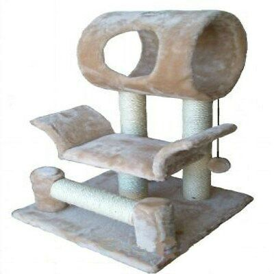 GoPetClub F13 Cat Tree Bed Toy House Condo Furniture