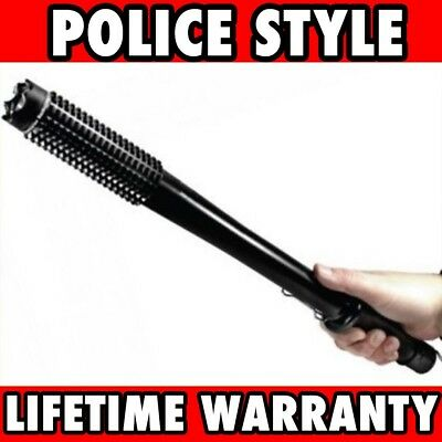 "Stun Gun With Flashlight 19"" Long 9 Million Volts Super Powerful (Free Shipping)"