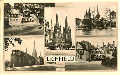 LICHFIELD (Staffordshire) : Multiview RP-SCOTT