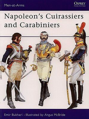 Osprey Men at arms 64: Napoleon's Cuirassiers and Carabiniers NEU