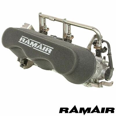 Ramair Air Filter Box Delete Kit for Triumph Rocket 3 (All) Bear Claw Compatible