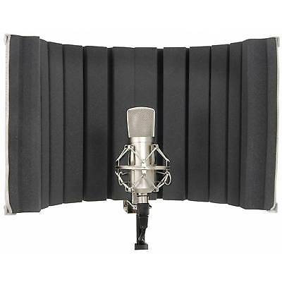 Chord Microphone Acoustic Vocal Booth (Reflection Filter)