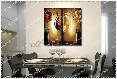Large Modern Abstract Art Oil Painting Wall Decor canvas (No frame )
