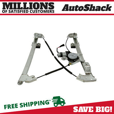 Power Window Regulator w/Motor Front Right fits 04-08 Ford F150 Lincoln Mark LT