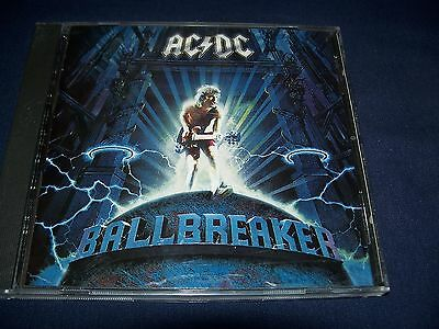 Ballbreaker - AC/DC (CD 1995) Near Perfect Condition Fast FREE Shipping