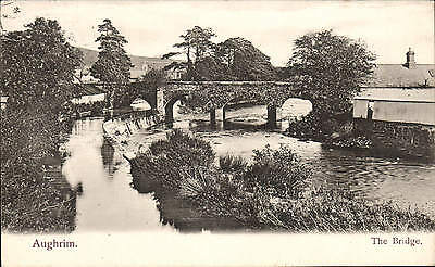 Aughrim, County Wicklow. The Bridge # 20559 in Wrench Series.