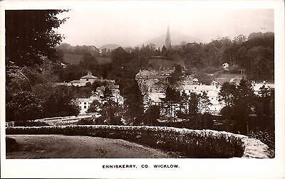 Enniskerry, County Wicklow in Signal Series. Bend in the Road.