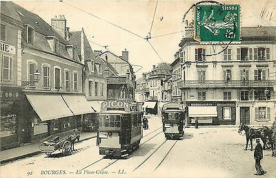 18* BOURGES    place cujas