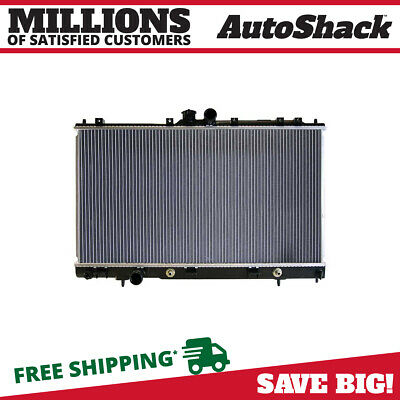 New Aluminum Radiator fits 02-07 Mitsubishi Lancer 2.0L 2.4L Engines