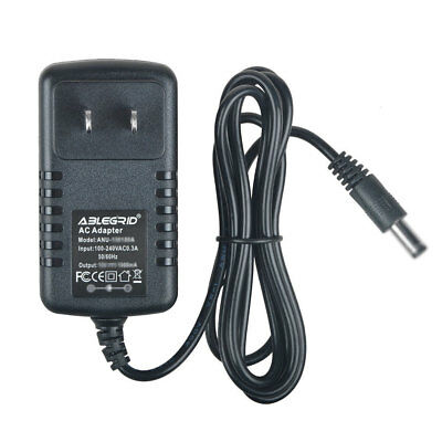 AC Converter Adapter DC 15V 1A 1000mA Power Supply Charger 5.5mm x 2.1mm US