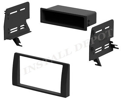 Toyota Camry Double or Single DIN Radio Installation Dash Kit Stereo CD Install