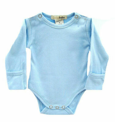 L'ovedbaby Gl'oved Sleeve Cotton Bodysuit
