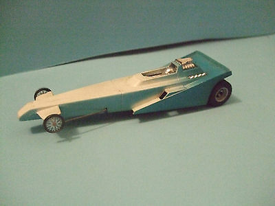 Vintage Aurora AFX Slot Car HO Scale FURIOUS FUELER DRAGSTER