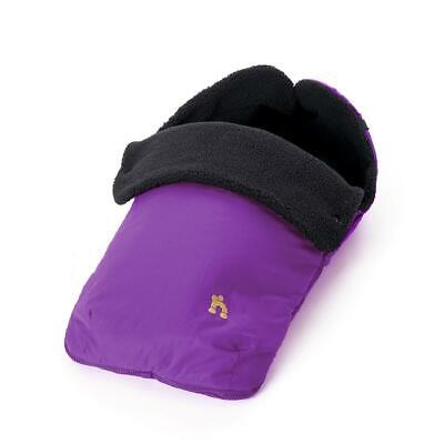 Out n About Nipper Footmuff Cosytoes (Purple Punch) Wide Universal Fitting