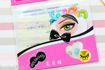 Double-Eyelid Tape Schlupflid-Weg Augenlid-Lifting Pflaster stripes 96 St.