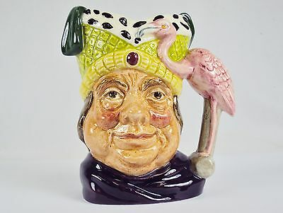 "Toby Character Jug (Small) ~""Ugly Duchess"" ~ Royal Doulton D6503, #9120700"