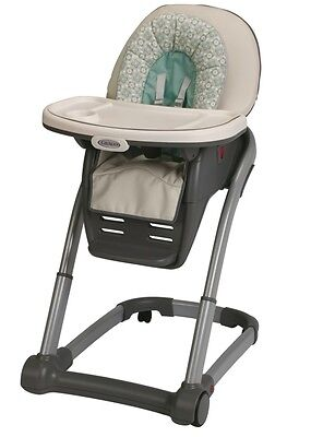 Graco Blossom Convertible 4-in-1 Highchair Seating System - Winslet | 1812898