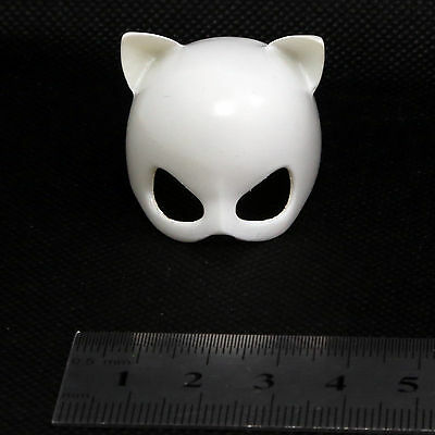 XE68-03 1/6 Scale HOT White Cat Mask TOYS