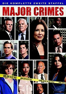 Major Crimes - Die komplette zweite Staffel * (4 DVDs) NEU OVP (2)