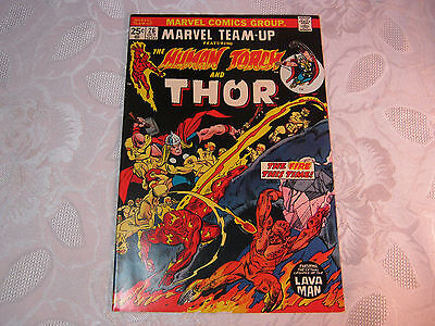 The Human Torch And Thor  No. 26  Oct Marvel Comic Vintage    T*