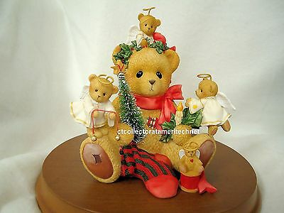 Cherished Teddies Lucy - Signing Event 2013  NIB  SIGNED