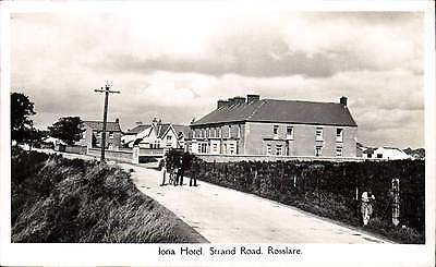 Rosslare, County Wexford. Iona Hotel, Strand Road.