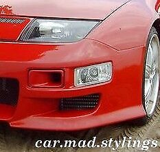 Nissan 300ZX Bumper/Intercooler Vents/Fog Ducts/Air Intake