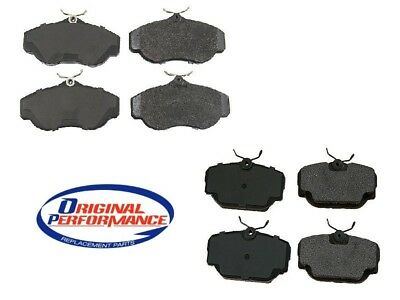 NEW Land Rover Discovery Range Rover OPparts Front and Rear Disc Brake Pads KIT