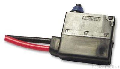 MICROSWITCH, SEALED, PLUNGER, SPST, Part # D2HW-BR202ML