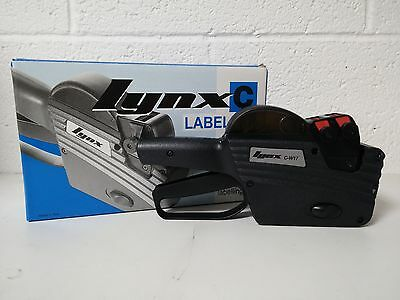 Lynx CW17 Price Gun - Includes 4,000 Labels, Ink and Free Delivery!