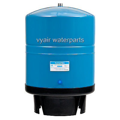 Ro Pure Water Storage Tank 11 Gallon Large Pressurised Storage Tank Reservoir • EUR 98,61