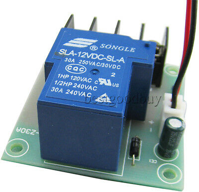 30A High Current electrical 12V Contactor relay Switch  DC power Control Board