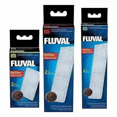 Fluval U Clearmax Cartridges For U Series Internal Filters  U2 U3 U4 Genuine