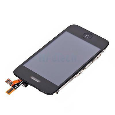 A1303 LCD Screen + Touch Screen Digitizer with Glass Lens for iPhone 3GS Black