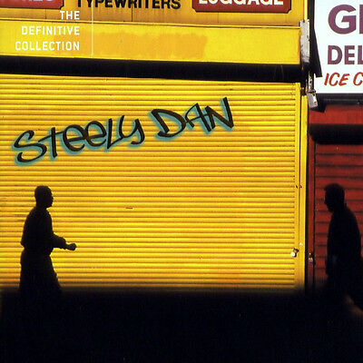 Steely Dan (New Sealed Cd) The Definitive Greatest Hits Collection Very Best Of